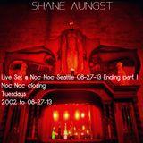 Live Set @ Noc Noc Seattle 08-27-13 Ending part 1