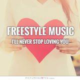 I'll Never Stop Loving Freestyle Music - DJ Carlos C4 Ramos