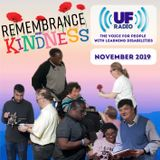"""Show 95 """"Remembrance and Kindness"""" (November 2019)"""