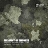 The army of deepness - Deep house & deep tech mix by Mattia Nicoletti - Beachgrooves Sep 29 2016