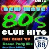 DJKen New Wave 80s Club Hits