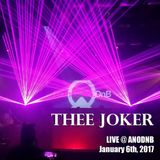 Thee Joker (Foundation.DNB) Live @ ANODNB Jan 6th 2017