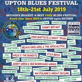 The Pete Feenstra Feature - Upton Blues Festival Special (July 2019)