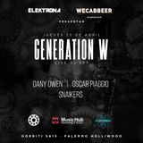 Live Set WecabBeer Palermo Hollywood - 25-04-2019