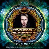 Slava Live Set @ Psychedelic Experience Festival 2018