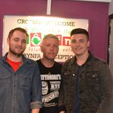 Steve Blackstone show 07.05.2013 with Forever Kings in session