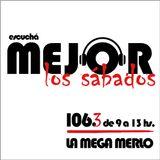"""Programa Nro 18 de """"MEJOR LOS SABADOS"""" emitido el 29/8/15 (NOTA AZAFATA)"""