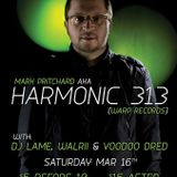 SELECTA LAME AT HARMONIC 313 SHOW MARCH 16TH 2013