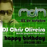 Happy Birthday - DJ Chris Oliveira special set.