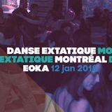 2018-01-17 - ECSTATIC DANCE MONTREAL vol 1