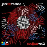 SoulJazz Vol2 - jazz re:freshed mix by Dj TopRock