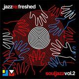 SoulJazz Vol2 - jazz re:freshed mix by Dj TopRock