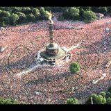 Loveparade 2003 Berlin Live 20:00-21:00 Uhr