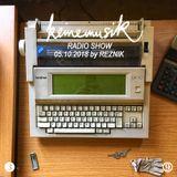 Keinemusik Radio Show by Reznik 05.10.2018