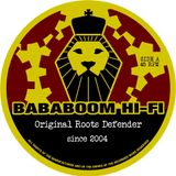 D_B_meets Bababoom Hifi Sound System