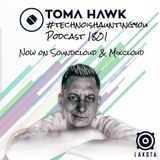 Toma Hawk - In the mix - 1801 - #tomahawkishauntingyou