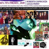 60's 70's FREAKS_JAM VIII. od baroque popu, cez dreamy psychedéliu až po art rock
