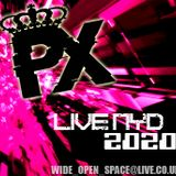 PX LIVE RECORDING NYD  2020