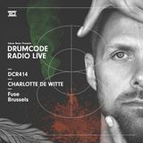 DCR414 - Drumcode Radio Live - Charlotte de Witte live from Fuse, Brussels