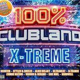 100% CLUBLAND X-TREME (CD4)