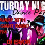 Giant Radio Set 1 Feb 20th - Dj Isnor