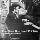 The piano has been drinking ... not me