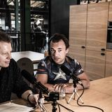 Jacek Gadzinowski w Kondraciuk LIVE Podcast #2 Trendy przychodzą do nas z USA, nigdy odwrotnie