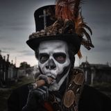 Voodoo Child Blues Part IV /  Baron Samedi - Sitting On Top Of The World
