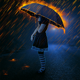 Burning Rain by WildLine