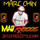 Marc Chin (Coppershot) – Madd Rasss Freestyle Hip-Hop Dancehall Mix 2013