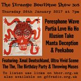 The Strange Boutique Show 305