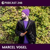 CS Podcast 246: Marcel Vogel