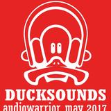 Audio Warrior - DUCKSOUNDS May 2017