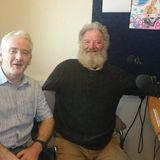 Roscommon and Ballinasloe Singer Circle singers Declan Coyne and Johnny Johnston