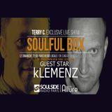 kLEMENZ- Guest session- Soulside Radio Paris Vol-3.