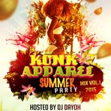 KONK APPAREL - SUMMER MIX - HOSTED BY DJ DAYOH