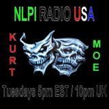 N.London Paranormal Investigations Radio U.S.A. with Kurt USA Logsdon and Moe UK Gunnery