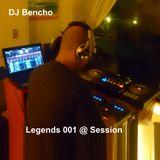 Legends 001 @ Session