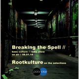 Breaking the Spell radio show 09-01-14