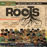 GrownFolk Ent./Cubicle Music/MPN presents: R.O.O.T.S. MIXX July 2015