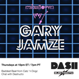 Mixdown with Gary Jamze January 31 2019- Chat with Destructo