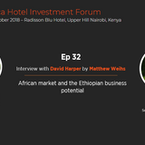 Ep 32: David Harper, Head of Property Services at Hotel Partners Africa