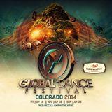 Global Dance Festival - 2014 1st half best
