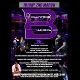 BOLLYWOODBHANGRA NIGHTS: FRIDAY 2ND MARCH with SPECIAL GUESTS PARAGON DHOL ACADEMY