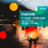 Framework w/ Kolorz (Peter Kwint) – 10/02/2016