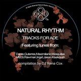DJ Rena Cox - Tracks for ADE [NATURAL RHYTHM RECORDS]