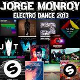 JORGE MONROY - Electro-Dance KULT Music FM (Agosto 2013)