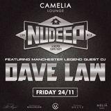 Dave Law Camelia Lounge Hanoi Vietnam (24th November 2017).