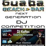 Guaba Next Gen DJ Competition - DJ Kaftos 2012