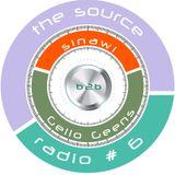 Sinawi & Gello Geens - The Source Radio # 6